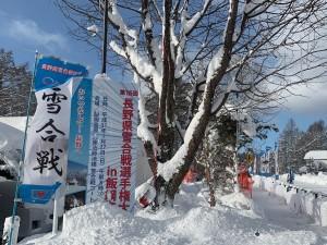 雪合戦大会